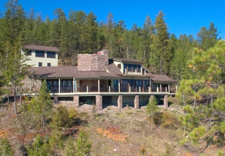 Flathead Lake Custom Home