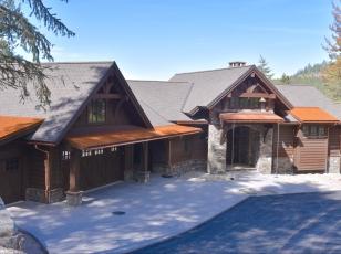 Mountain Lake Home