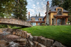 Gallatin Construction Custom Home, Montana