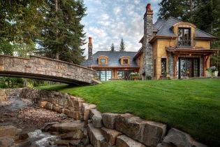 Gallatin Construction Custom Home, Montana