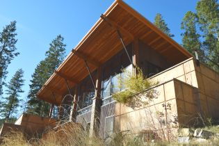 Gallatin Construction Custom Home, Flathead Lake, Montana